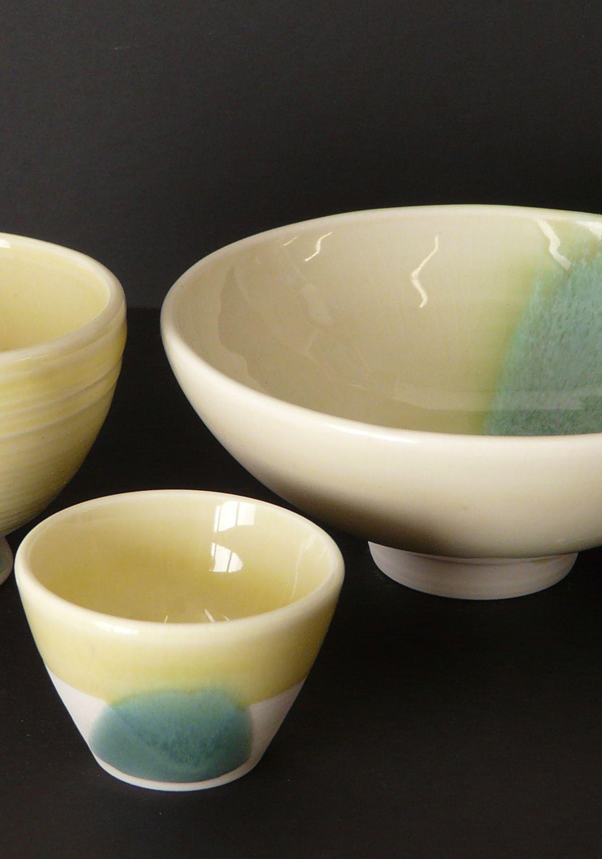 Artesania ceramica de alta temperatura: Porcelana