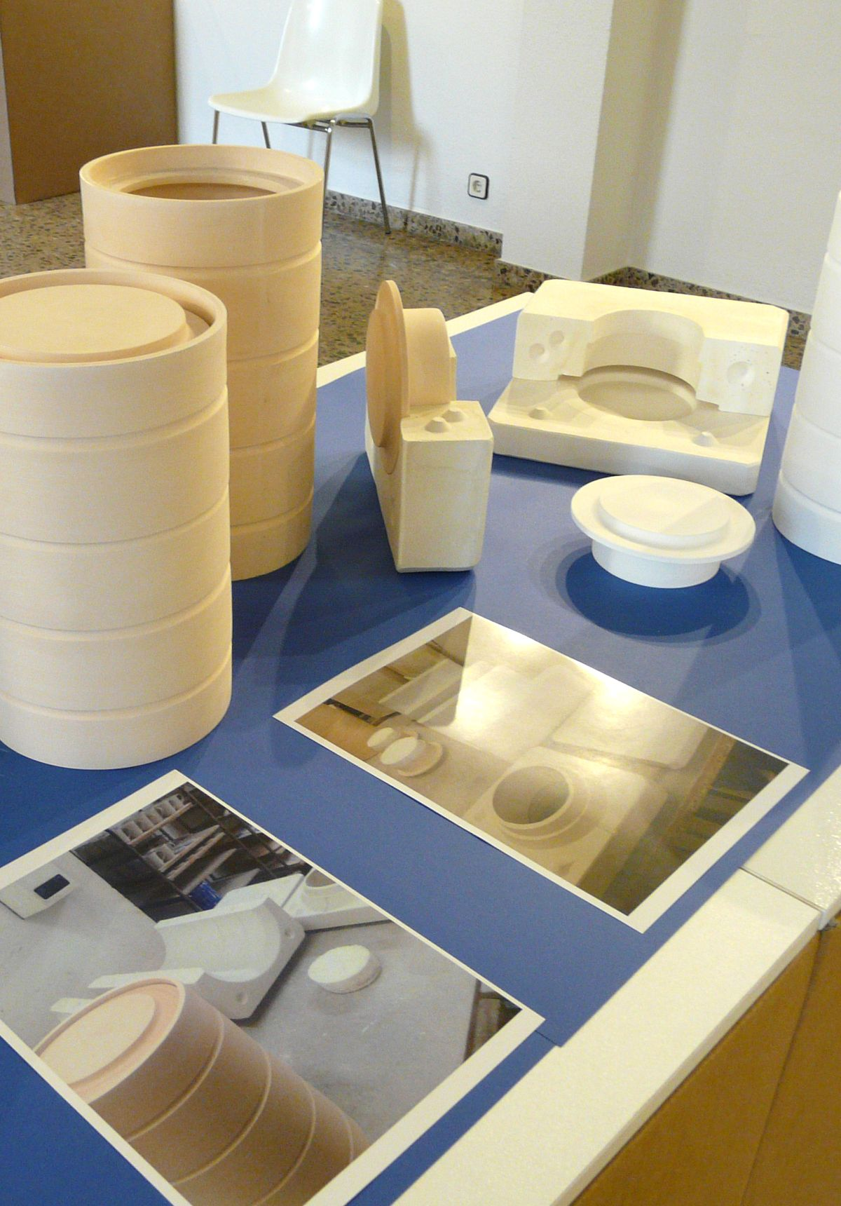 Taller de cerámica en Barcelona: Prototipos cerámicos